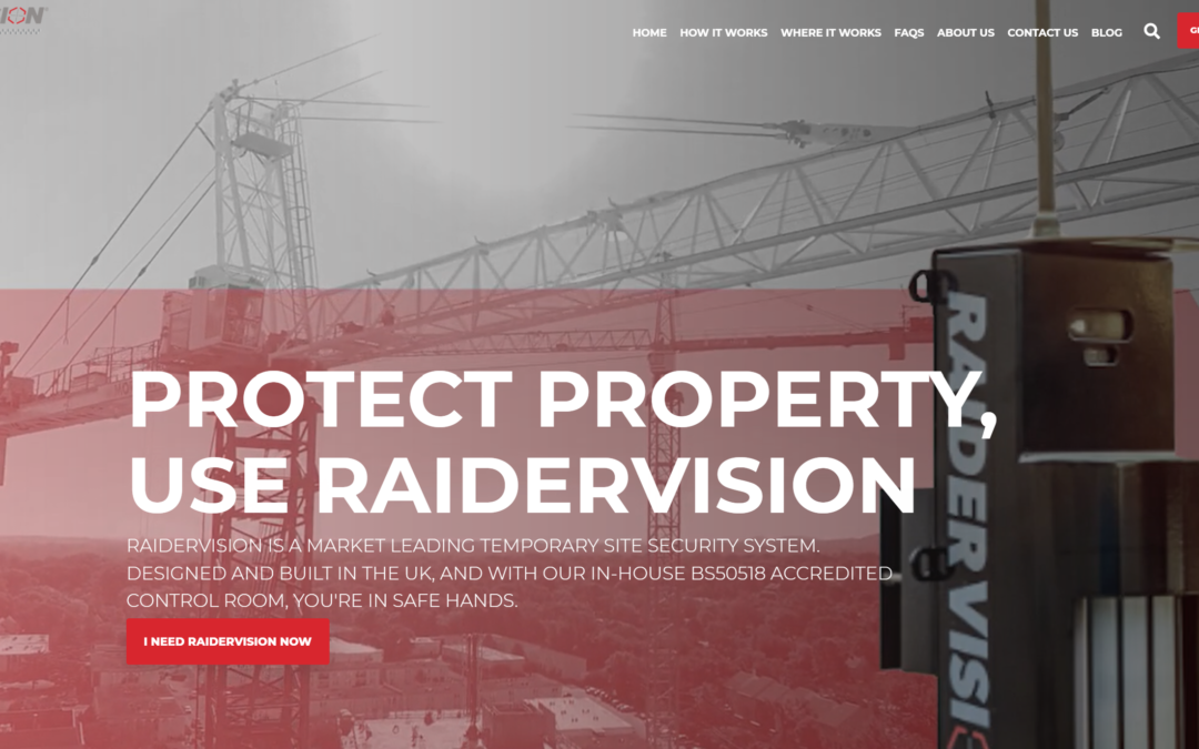 Compound Security Specialists become RaiderVision